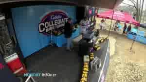 Collegiate Bass Championship MON 8:30P ET