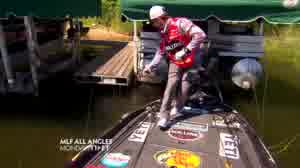 Major League Fishing  General Tire All Angles  MON 11P ET