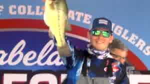 Preview the episode of Collegiate Bass Championships for the week of 10/15/18